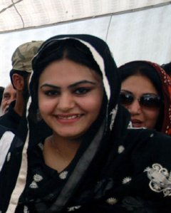 Shumalia Anjum Rana